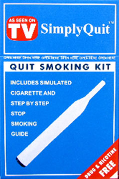 Simply Quit(TM)  Quit Smoking Kit